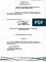 Acuerdo nro.2100-002-033