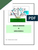 Manual de Laboratorio Quimica Orgánica II