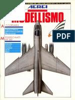 Aerei Modellismo - 1988-10 - A-7 Corsair II, Messerschmitt Me-262