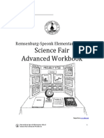 science fair workbook advanced