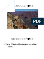Geol Time