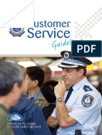 Nsw Police Customer Service Guidelines