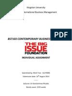 Contemporary Strategic Management