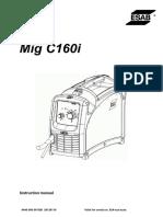 Caddy Mig C160i 2