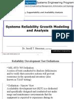 Reliability Growth