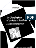 Changing Face of the Federal WorkforceA Symposium on Diversity