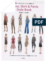 Blouse Skirt Amp Amp Pants Style Book r