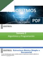 Introduccion a Algoritmos 2