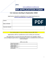 6F Application Form 2016 External