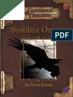 Sembia Origins