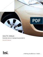 ISO TS16949 Folleto