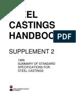 Steel Casting Handbook - supplement 2