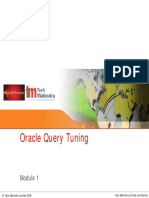 Module1_Oracle Query Tuning