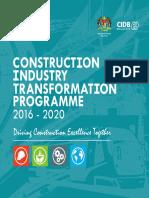 CIDB_2016-2020_CITP Construction Industry Transformation Program
