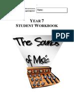 Year 7 Workbook