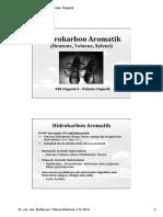 Senyawa Hidrokarbon Aromatik (BTX)