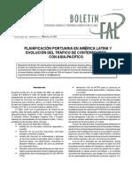 Planificación Portuaria en América Latina