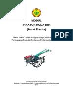i1.2.Alsintan 2. Modul Traktor Roda 2 (Hand Tractor)