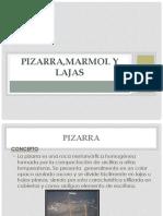 Pizarra,Marmol y Lajas