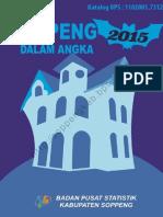 Kabupaten Soppeng Dalam Angka 2015