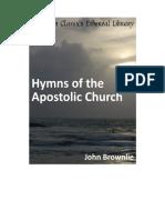 Hymns of the Apostolic Church (John Brownlie)