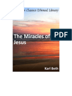 The Miracles of Jesus (Karl Beth)