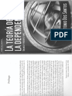 Theotônio Dos Santos, La Teoría de La Dependencia, Capítulos