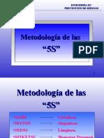 Metodo de 5 S