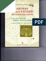 Trinchero - Aromas de Lo Exotico CAP. 6, 7 y 8
