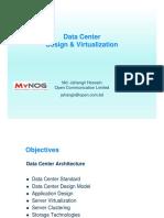 DataCenter Design VirtualizationF MyNOG 2