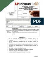 F-mode1lo de Examen Final