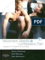 Movement Stability and Lumbopelvic Pain