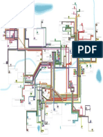 Tbilisi metro decsriptive image map guide