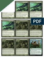 Deck Verde