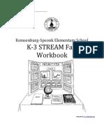 science fair workbook k-3