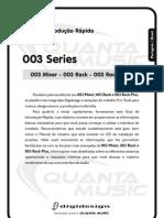 Manual 003 Serie