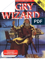 Role Aids Mayfair Games RPG 720 Fez III, Angry Wizard