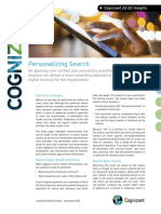 Personalizing Search