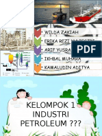 Industri Petroleum Klp 1
