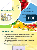 Diet Pada Diabetes