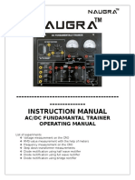 Ac Fundamnetals manual