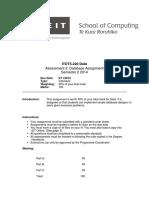 Assignment 2014 Data coms EIT