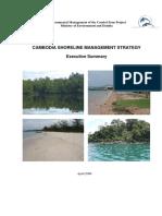 Cambodia Shoreline Management