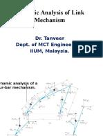 7-Dynamic Force Analysis