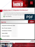 CL01 - Whats New Intergrated Architecture ROKTechED 2015