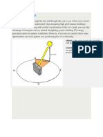Solar Position
