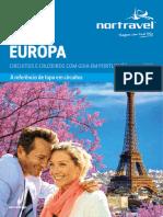 Circuitos Europa NoRTRAVEL 2015