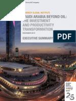 MGI Saudi Arabia_Executive Summary_December 2015