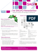 SALVO Newsletter December 15