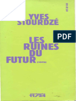 Les Ruines du futur